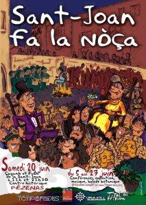 affiche Sant Joan