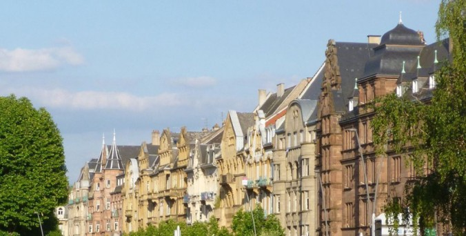 Avenue Foch Metz