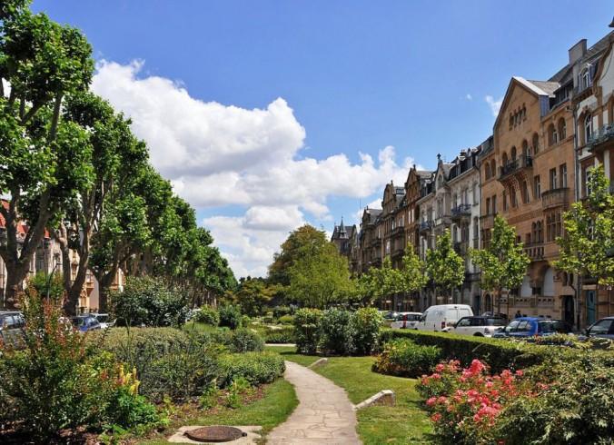 Avenue Foch Metz2