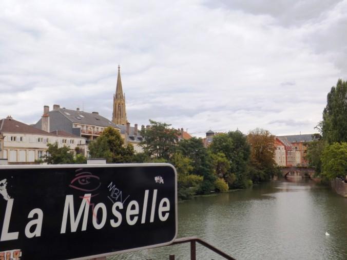 Bord de Moselle