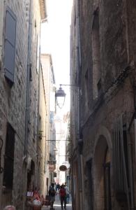échoppes bas rue mercière