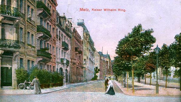 carte postale 1917