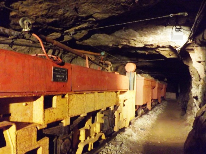 convoi de minerai