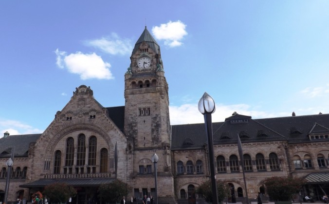 gare de Metz