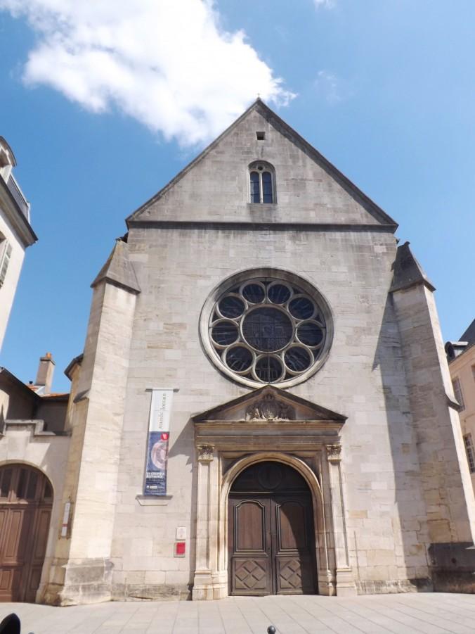 chapelle des cordeliers