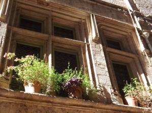 fenêtre Hotel de Wicke