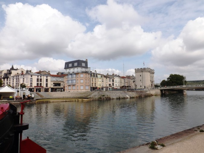la Meuse à Verdun