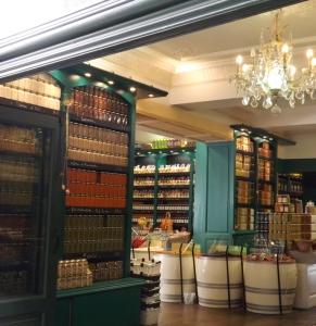 magasin d'olives