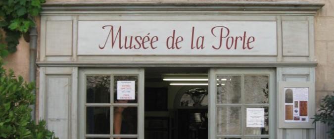 musée de la porte