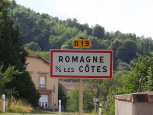 panneau Romagnes