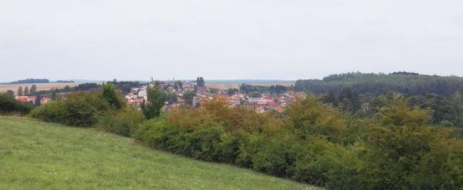 vue village vieux