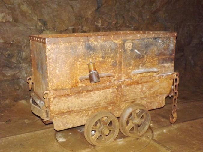 wagon métal