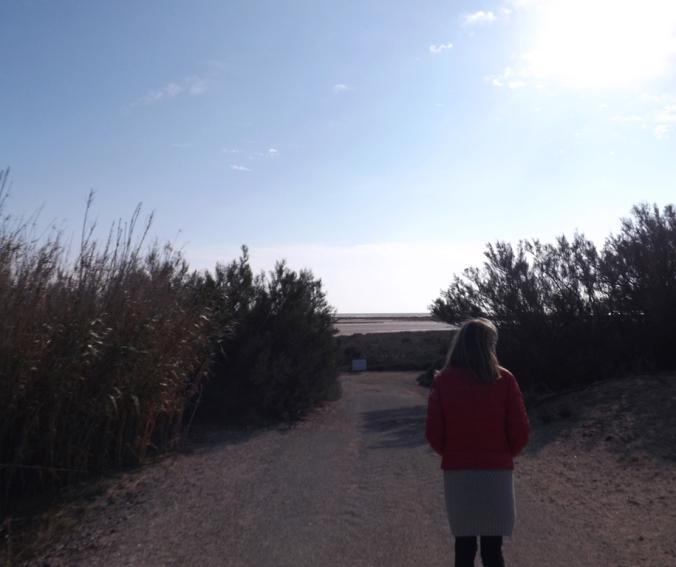 entrée plage