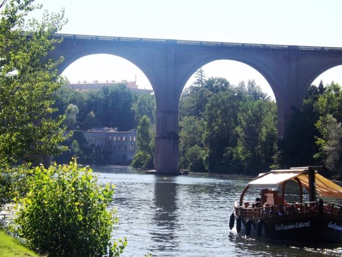 gabarre pont