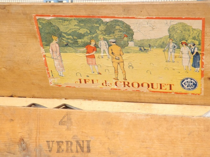 jeu de croquet
