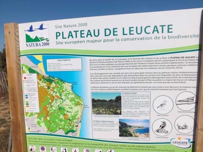 plateau de Leucate