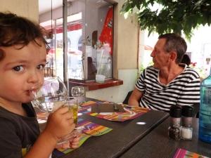 restaurant St Pons