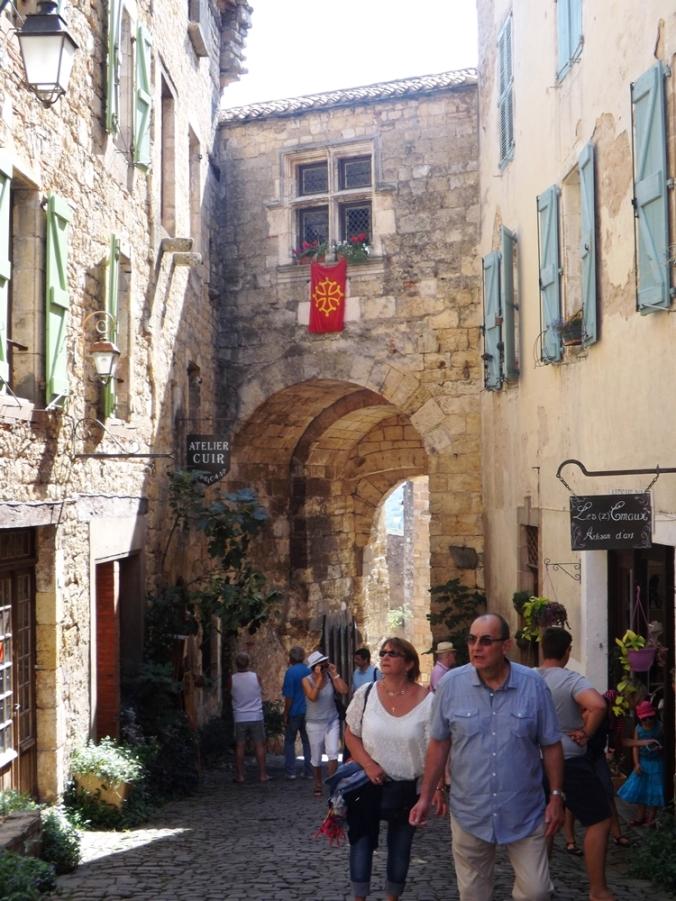ruelle d'artisans