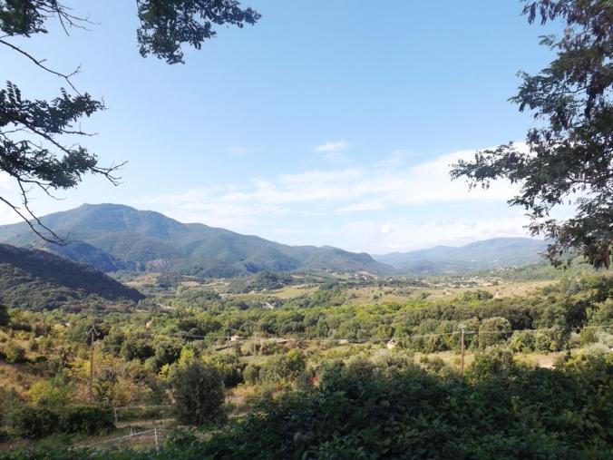 vue parc haut languedoc