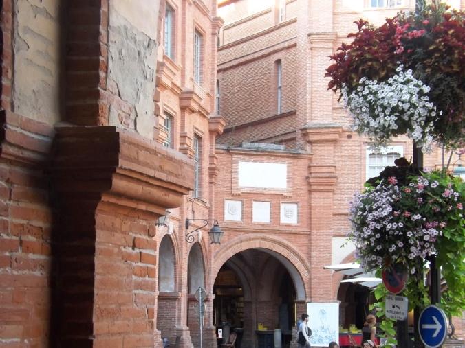 arcades et porte