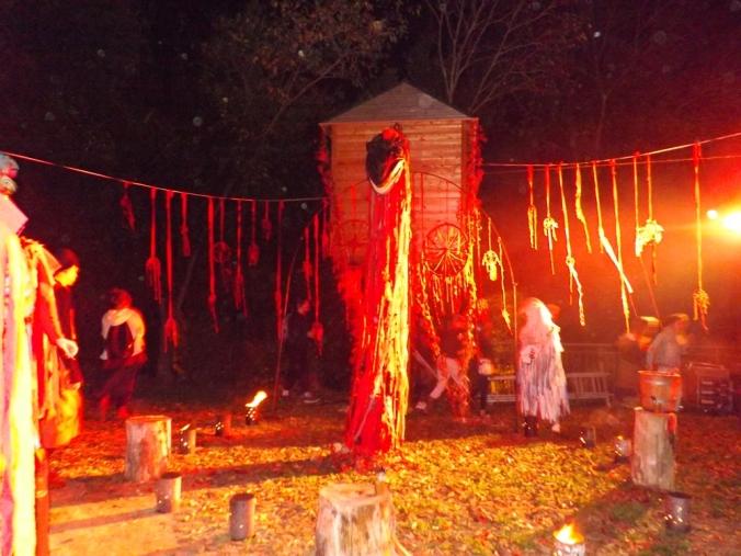 autel rouge