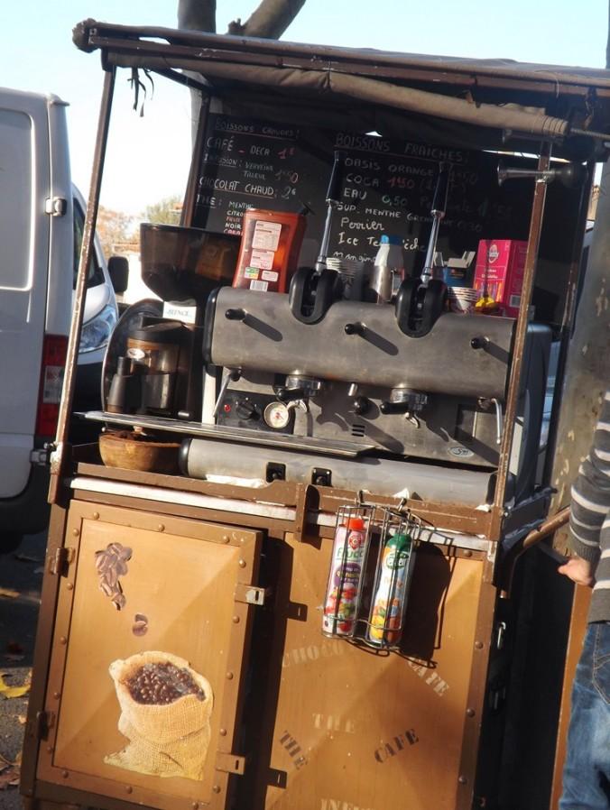 machine à café 2