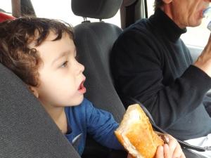 matthieu et son sandwich lautrec