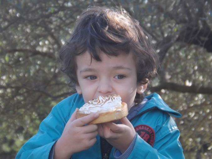matthieu mange la tarte au citron meringuée