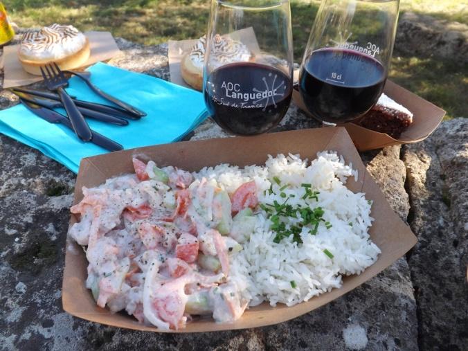 menu fête des vignes