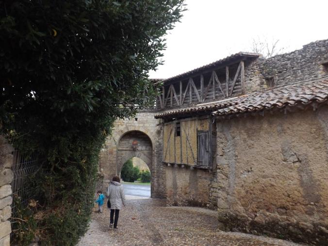 porte de la Caussade de Lautrec