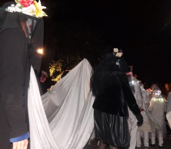 procession de dos