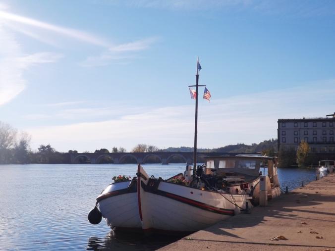 bateau tarn