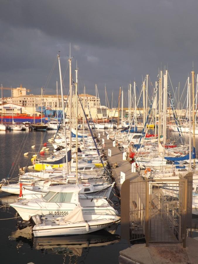 bateaux de plaisance port de sete