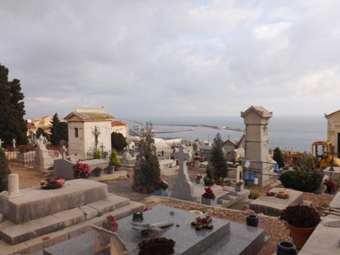 cimetière marin de sete