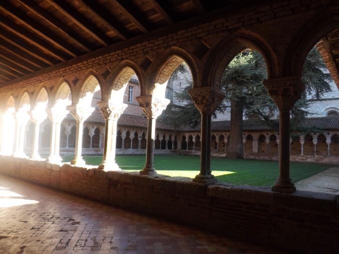cloitre abbaye st pierre moissac
