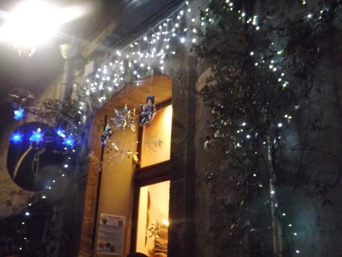 décor bleu nadal