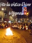 enfants autour du feu pour le rituel de cacha fuoc lors de la pegoulade a pezenas en ddecembre 2015 - Copie