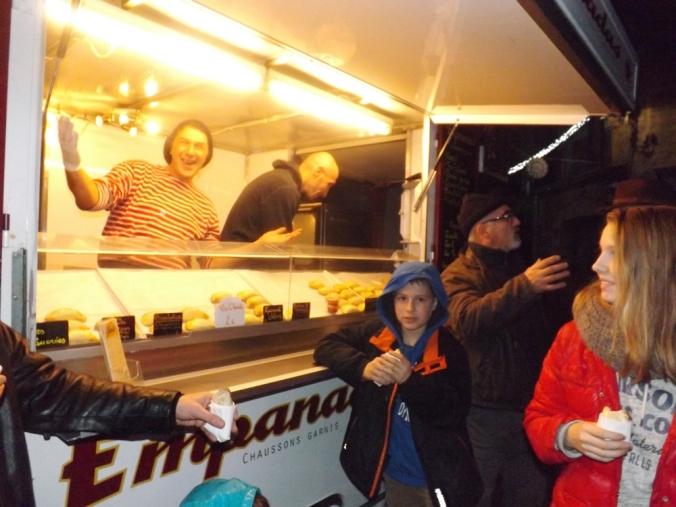 food truck Garnito empanadas pezenas