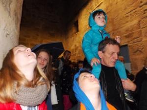 fred et les enfants deambulation pezenas alice nadal 2015