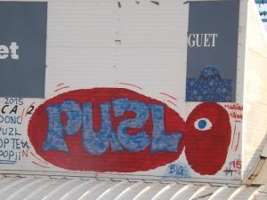 graffiti aire de carenage mole st louis sete