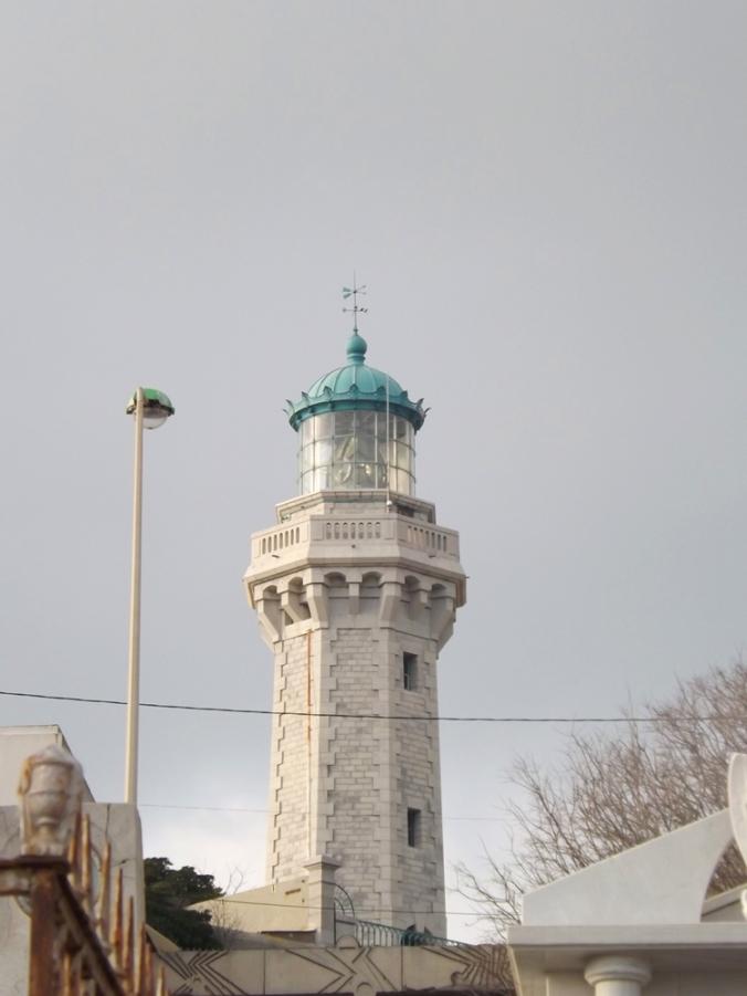 le phare du mont st clair a sete