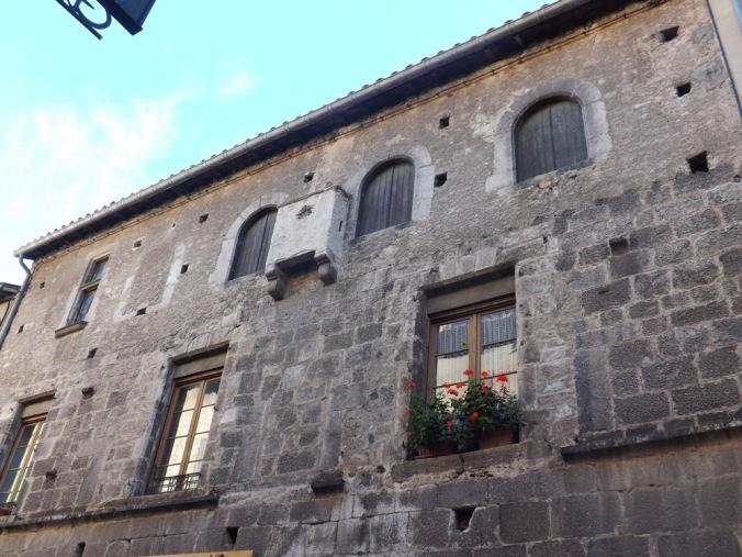 maison ancienne villefranche de conflent
