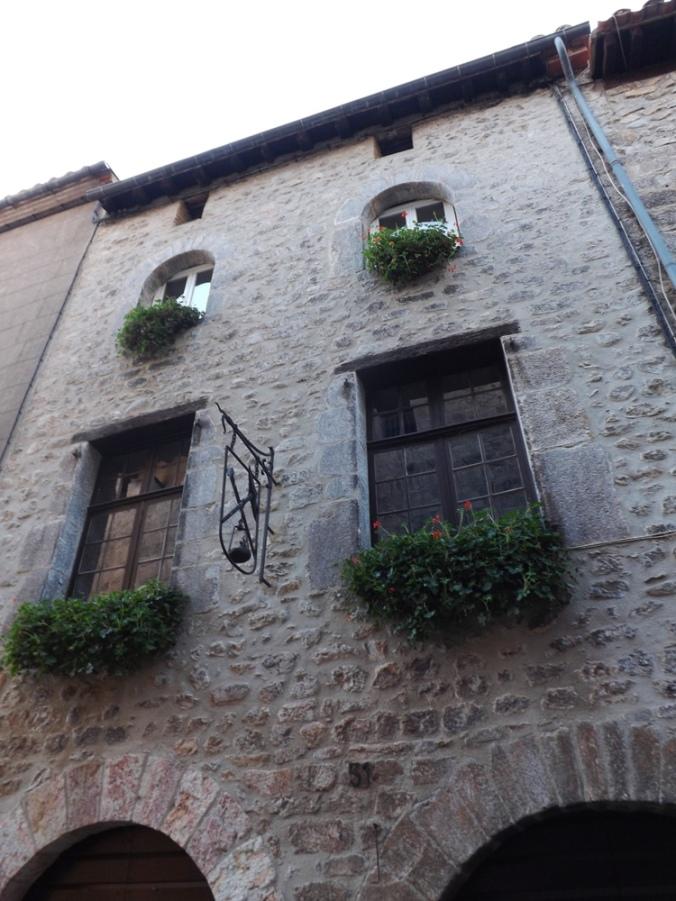 maison medievale villefranche de conflent