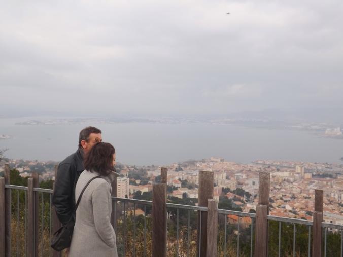 pauline et frederic au panoramique de sete
