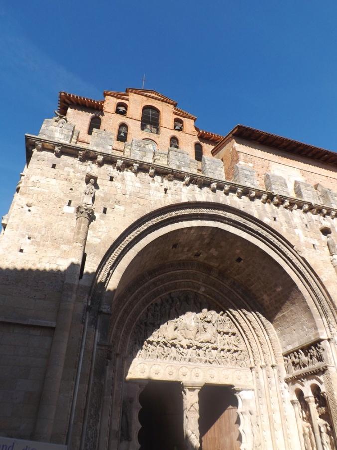 portail et clocher-porche de l'abbaye st pierre de moissac