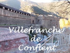 Remparts de Villefranche de Conflent - Copie