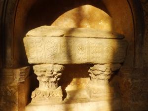 sarcophage abbaye st pierre de moissac