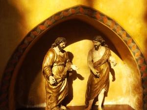 statues abbaye st pierre de moissac