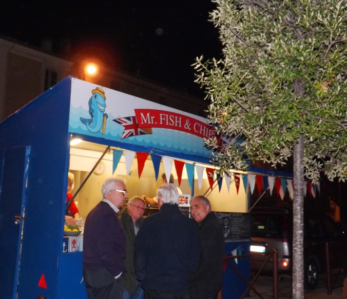 food truck anglais a tourbes