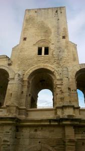 les arenes d'Arles